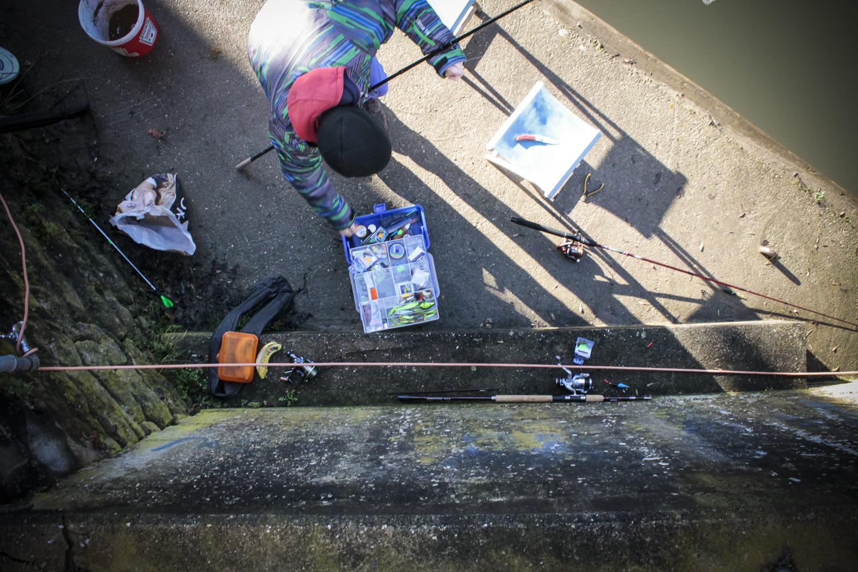1. Rotaugenfischen an der Elsenz
