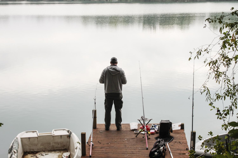 Vereinfischen am Wammsee | Speyer