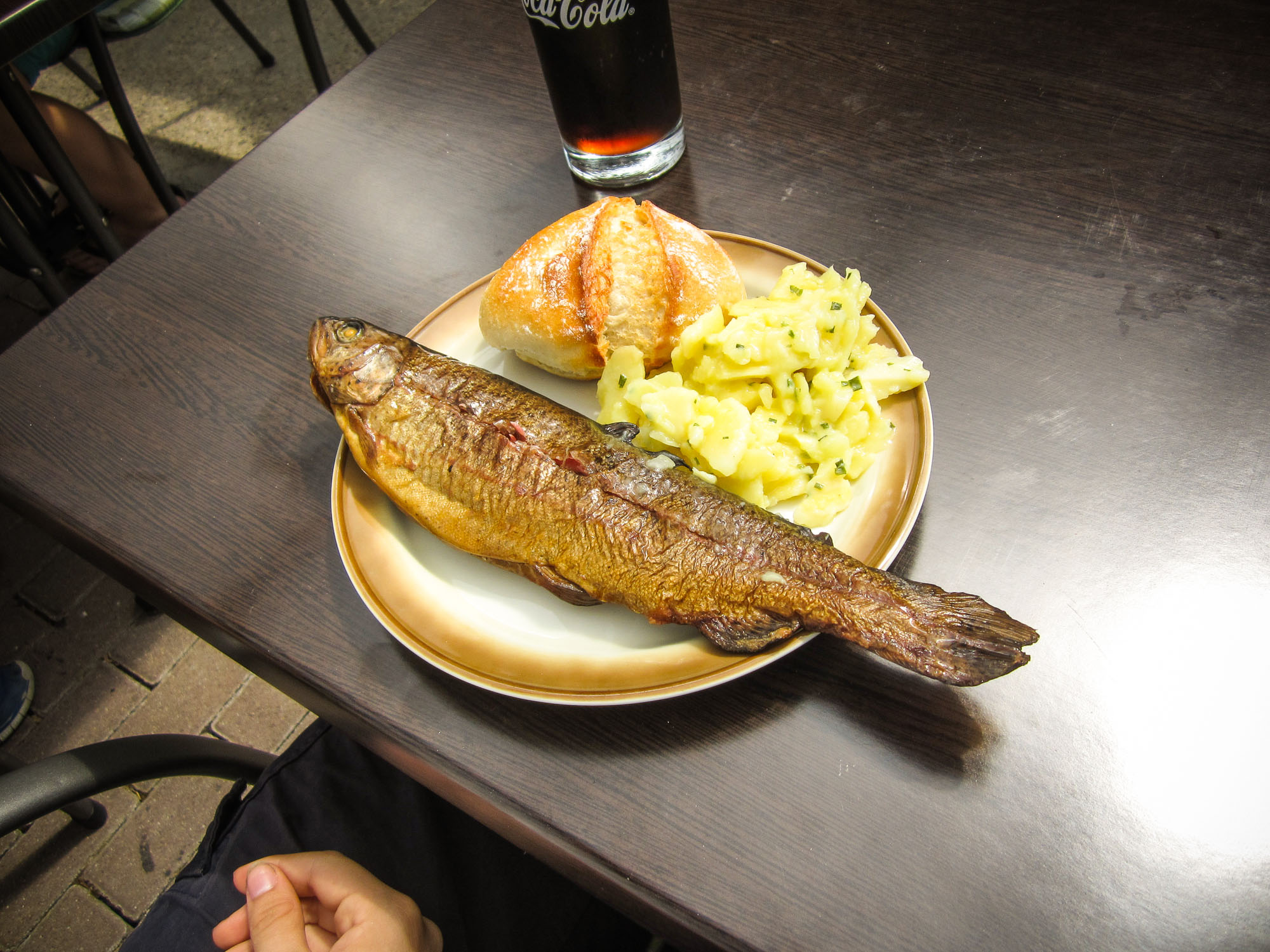 Familienfischen in Heiligkreuzsteinach