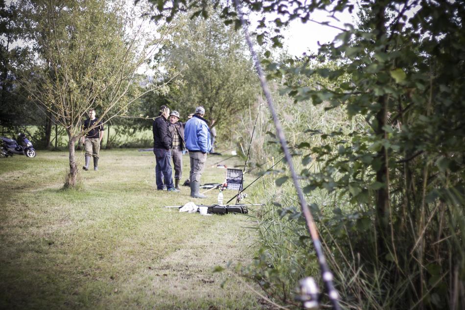 EPAG Fischen in Mauer Vereinsee |Breitwiesenteich
